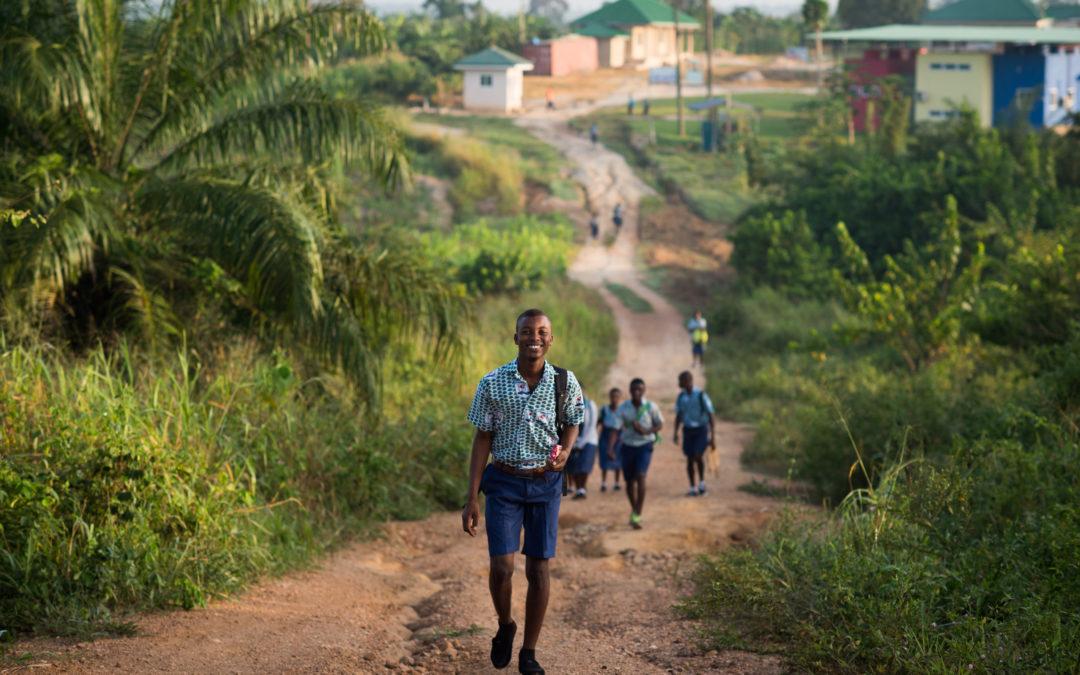 Photo Essay: School Mornings in Kumasi