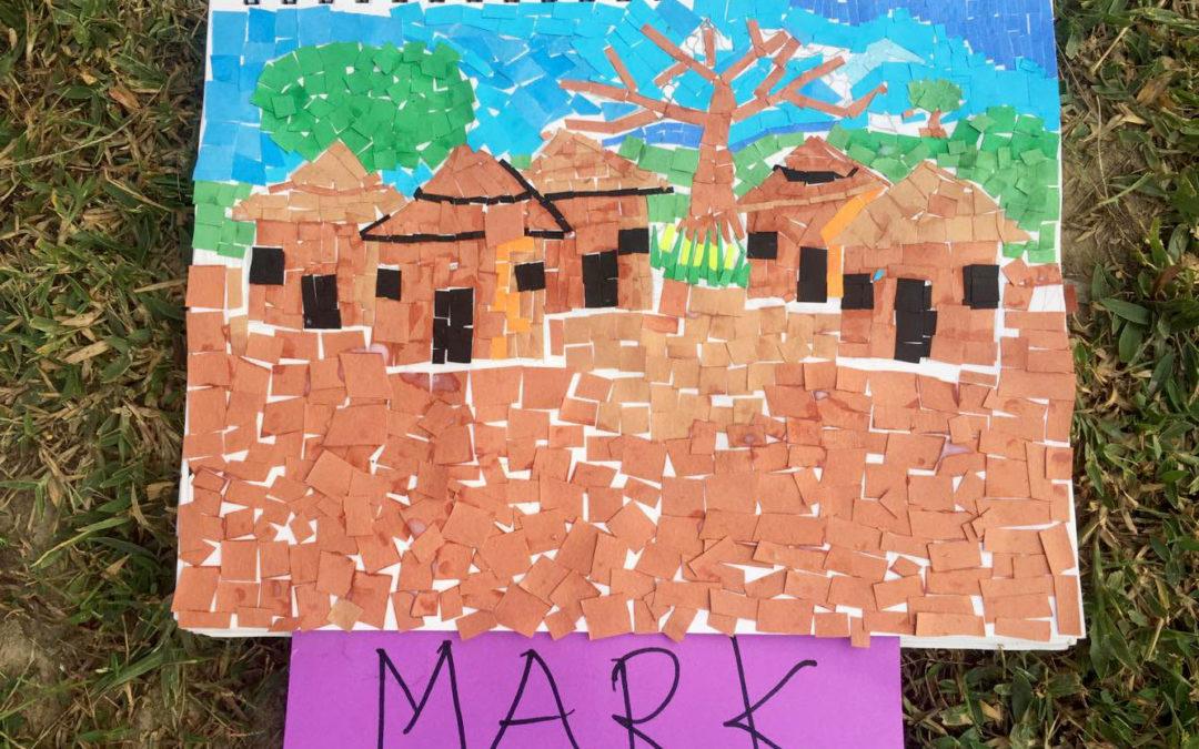 Paper Mosaic Contest