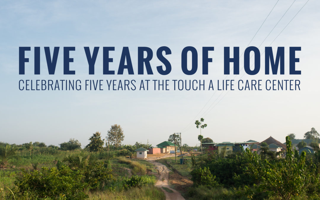 Celebrating Five Years at our Care Center