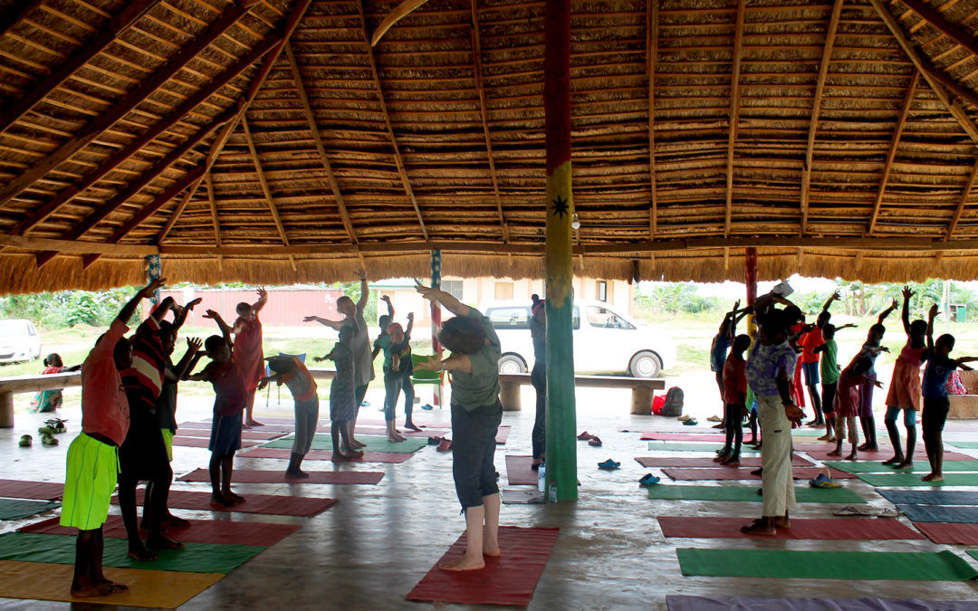 Yoga Retreat for Human Trafficking Survivors
